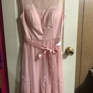 David's bridal bridesmaid dress size M